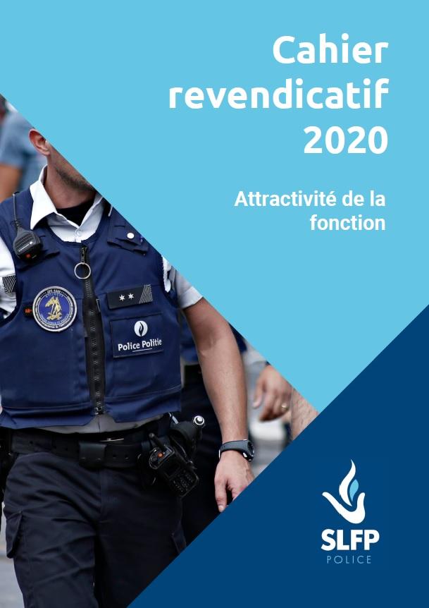 Cahier revendicatif 2020: Attractivité de la fonction