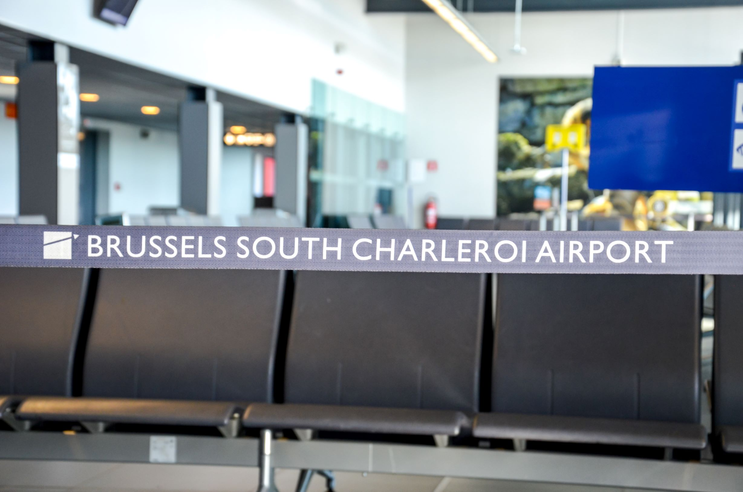Débat d'actualité à la Chambre sur les faits à l'aéroport de Charleroi, rien que des petits jeux politiques. Mais le SLFP Police veut plus que cela …